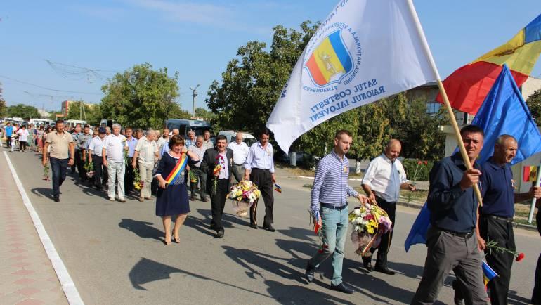 Ziua Independeței marcată în satul Costești