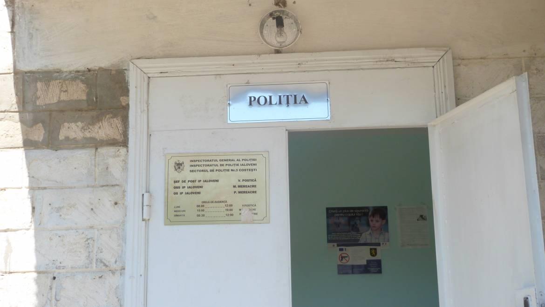Postul Local de Poliție Costești