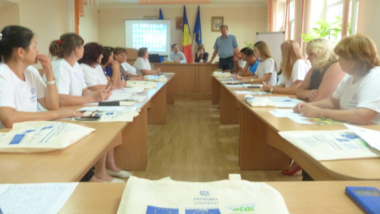 Şedinţele Consiliului local, transmise LIVE pe site-ul Primăriei satului Costeşti, raionul Ialoveni