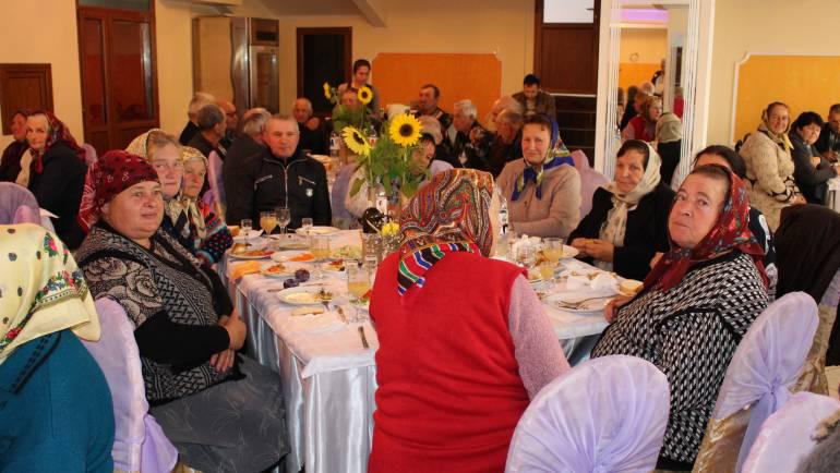 Ziua Persoanelor în Etate din satul Costești a fost marcată prin deschiderea unui Centru de plasament pentru persoanele aflate în dificultate