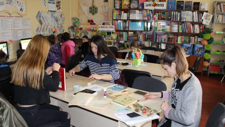 Săptămîna Națională a Voluntariatului a dat start și în satul Costești!