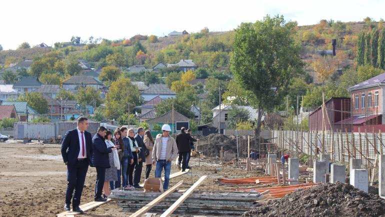 Vizită de monitorizare la Complexul Sportiv din satul Costești
