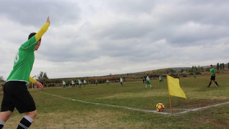 Fotbal: Costești-Nimoreni s-a încheiat cu scor amețitor pentru gazde