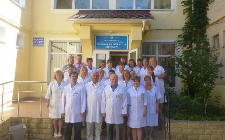 Centrul de Sănătate Costești