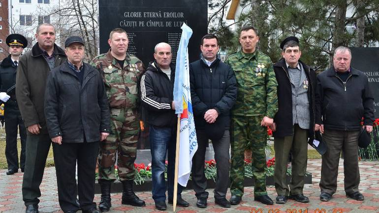 Invitație pentru veteranii de război din satul Costești