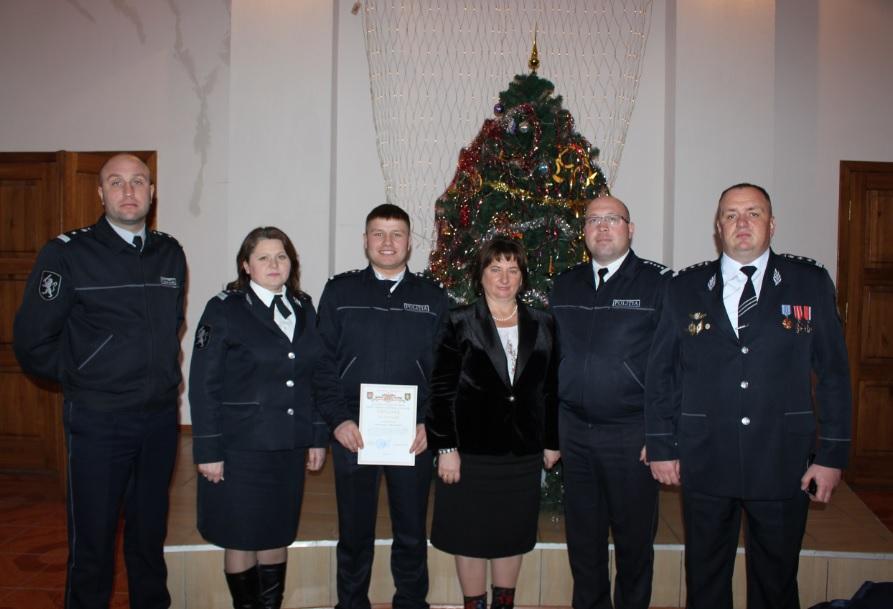 Ziua Națională a Poliției a adus premii pentru colaboratorii din satul Costești