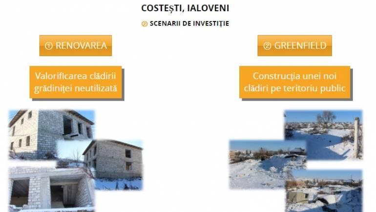 Consultări Publice privind construcția unu azil de bătrîni privat în satul Costești