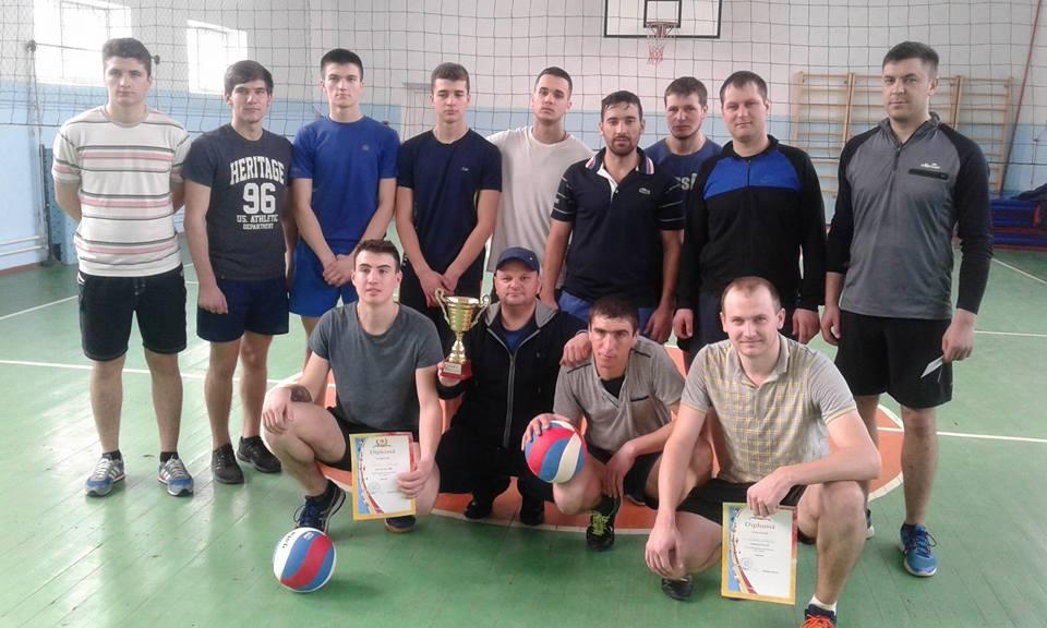 Campionatul Local de Volei la Bărbați și-a desemnat cîștigătorii