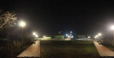 Construcția celor 5 parcuri din satul Costești continuă!