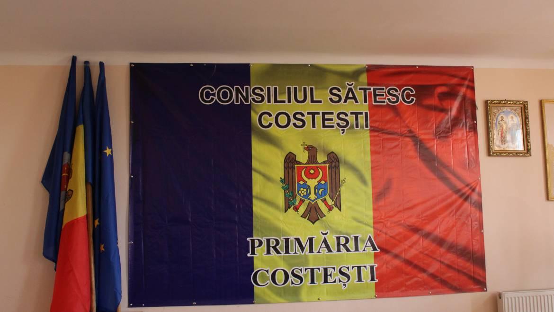 Ședința extraordinară a consiliului local Costești