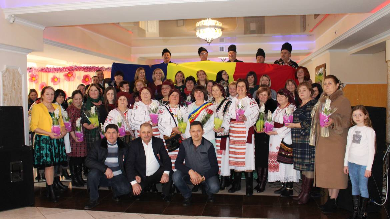 Cu drag pentru Femeile din satul Costești!