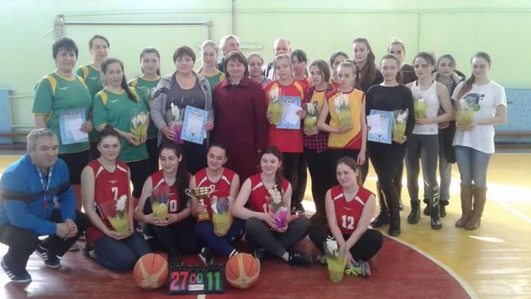 Satul Costești a cîștigat locul II în cadrul Campionatului raional de baschet feminin