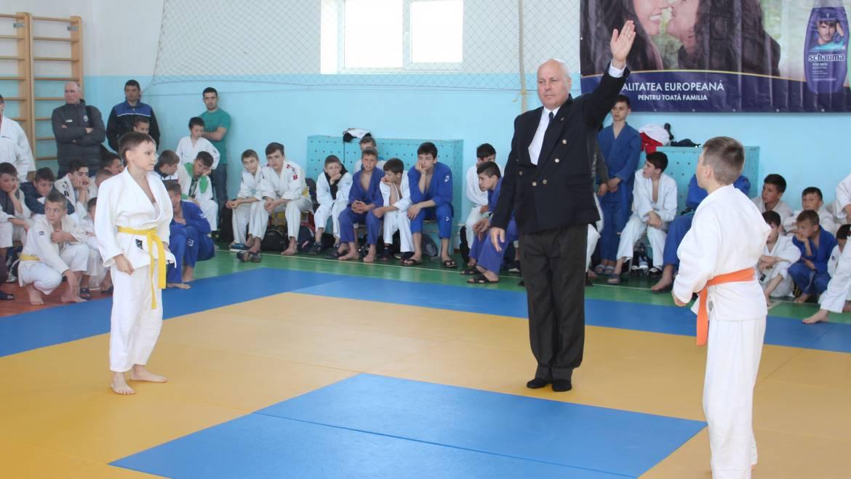 """Satul Costești a găzduit """"Turneul Republican la Judo pentru copii și tineret"""""""