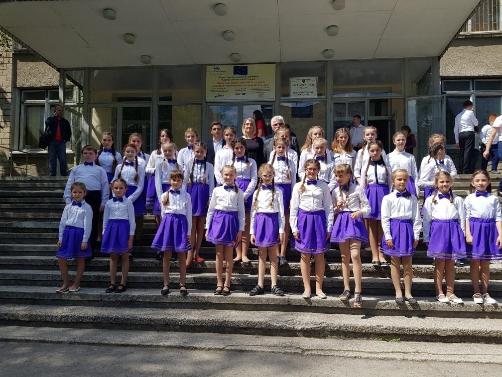 """Costeștiul la Concursul Naţional """"Tinere talente"""""""
