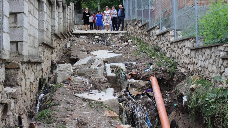 Primăria Costești  informează despre pagubele pricinuite de ploaia torențială din 22 iunie 2018