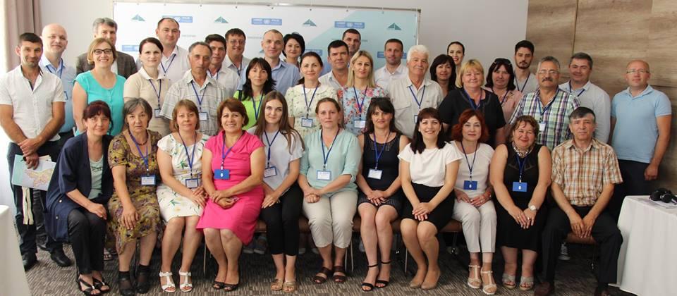 """Conferinţa de lansare a proiectului """"Sporirea transparenţei administraţiei publice locale în Republica Moldova prin implementarea politicilor participative"""""""