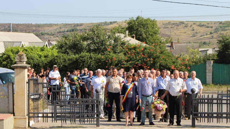 Invitație la evenimentul de comemorare a victimelor celui de al doilea val de deportări din Basarabia