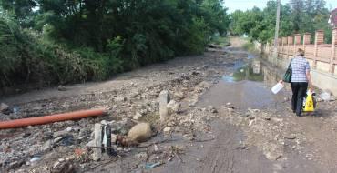 Ploile din 10 iulie au  produs noi consecințe