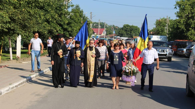 Satul Costești și-a comemorat victimele celui de al doilea val de deportări din Basarabia, din 6 iulie 1949