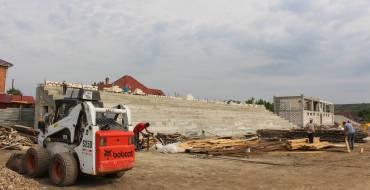"""Starea actuală a lucrărilor """"Complexului turistic sportiv din Costești"""""""
