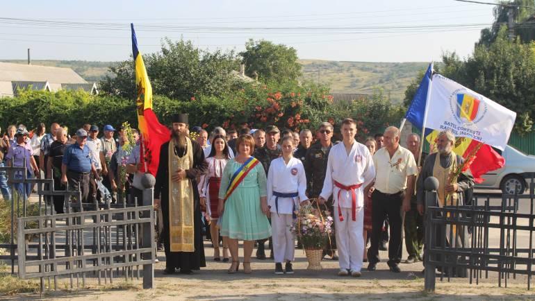 Ziua Independenței Republicii Moldova a fost marcată în satul Costești