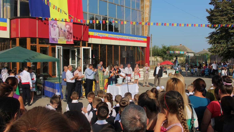 """Galerie Foto: Sărbătoarea Naţională """"Limba noastră cea Română""""din 31 august 2018"""