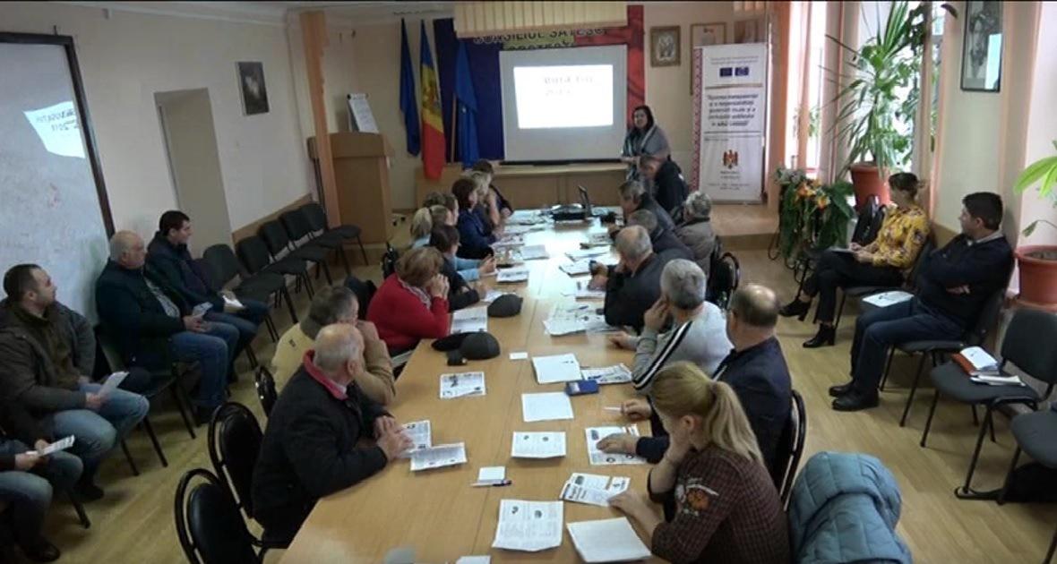 Consultări publice privind elaborarea bugetului satului Costești pentru anul 2019