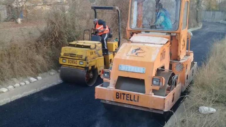 """Un nou drum pentru costeștenii din regiunea """"Dealul Morii"""" și """"Huțuleuca"""""""
