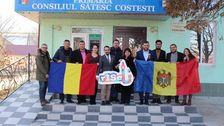 Costești și Iași – două capitale a tineretului în anul 2019
