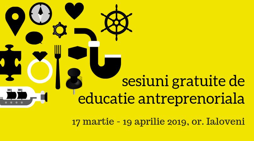 Sesiuni gratuite de educație economică, antreprenorială și financiară pentru tinerii din Ialoveni