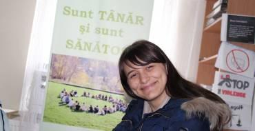 """Campania de informare a tinerilor """"Sunt TÂNĂR, Sunt SĂNĂTOS!"""" a fost lansată!"""