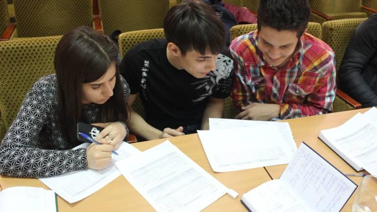 Instruire pentru tinerii cu spirit antreprenorial, din localitățile raionului Ialoveni