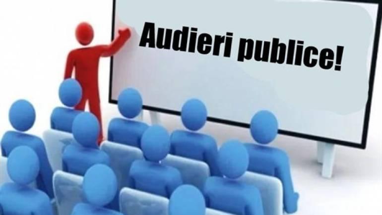 AUDIERI PUBLICE PRIVIND PROIECTUL BUGETULUI SATULUI COSTEȘTI PENTRU ANUL 2020