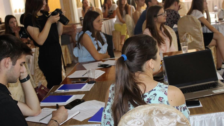 Conferința Consiliilor Locale de Tineret din raionul Ialoveni
