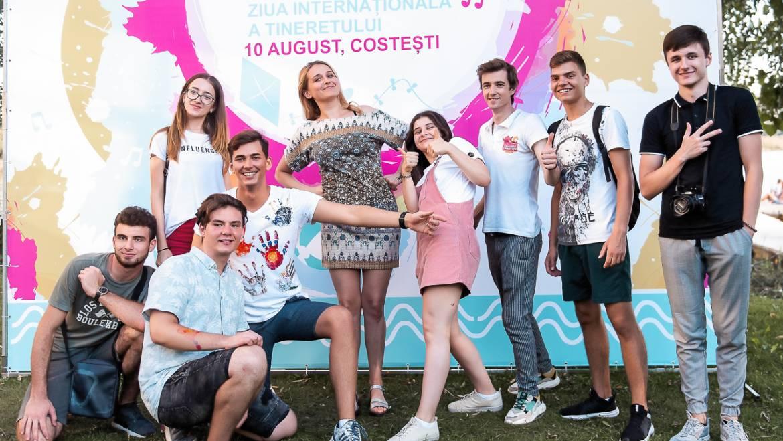 """,,ZIUA INTERNAȚIONALĂ A TINERETULUI 2019"""" a adunat peste 1500 de tineri"""