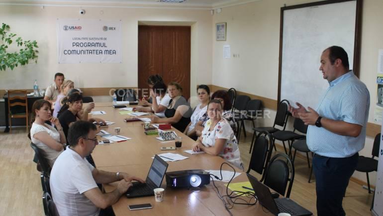 Primăria Costești a realizat Analiza Funcțională a Capacității Organizaționale