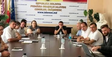 Ședință cu privire la crearea Centrelor de Informare și Prestări Servicii