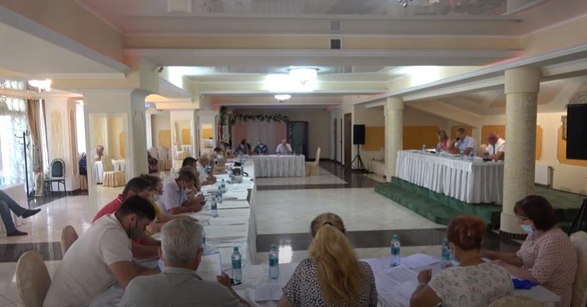 Ședința Consiliului Local Costești din 25.09.2020