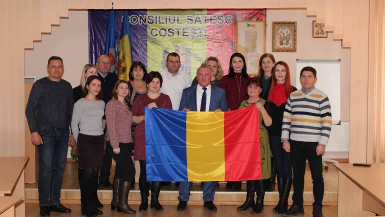 Mesaj de felicitare cu ocazia 1 Decembrie-Ziua României