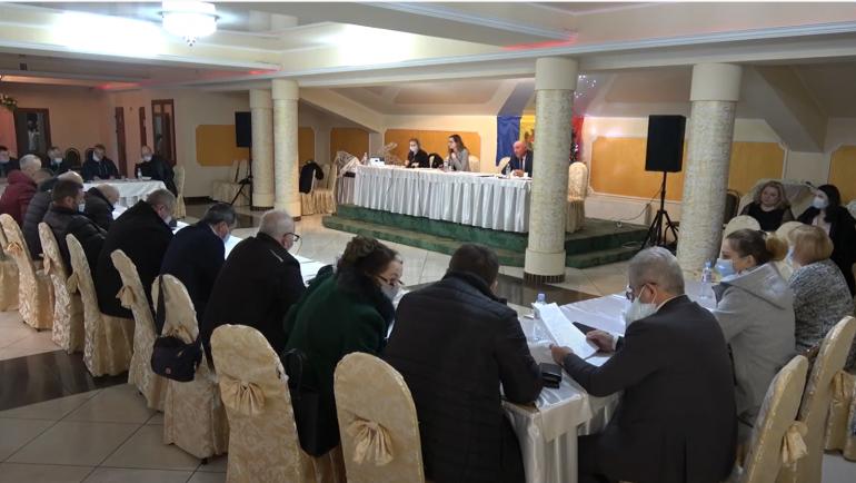 VIDEO: Ședința Extraordinară a Consiliului Local Costești, 31.12.2020