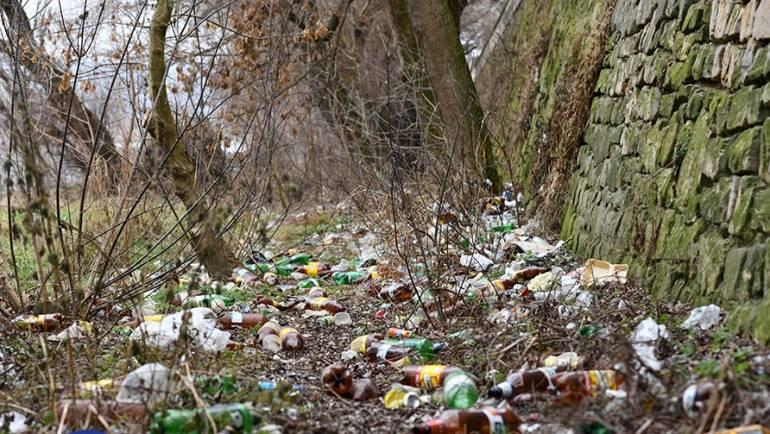 A N U N Ț privind sancționarea persoanelor care depozitează deșeurile în locuri neautorizate