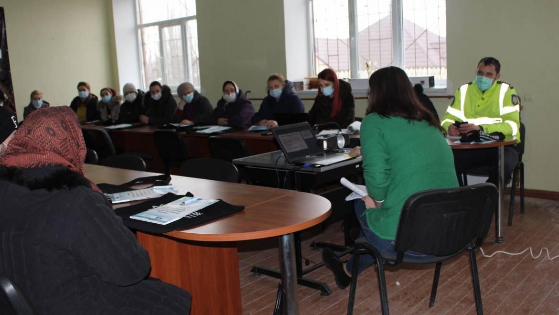 Atelier pentru părinți privind aspecte legale ce țin de protecția copiilor