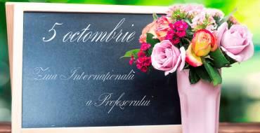 Mesajul primarului satului Costești, domnul Vasile Borta, cu prilejul Zilei Internaționale a Lucrătorului din Învățământ
